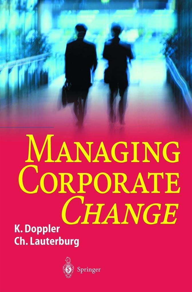 Managing Corporate Change als Buch (gebunden)