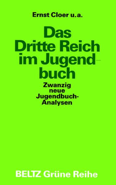 Das Dritte Reich im Jugendbuch als Buch