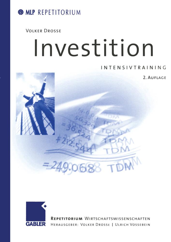 Investition Intensivtraining als Buch