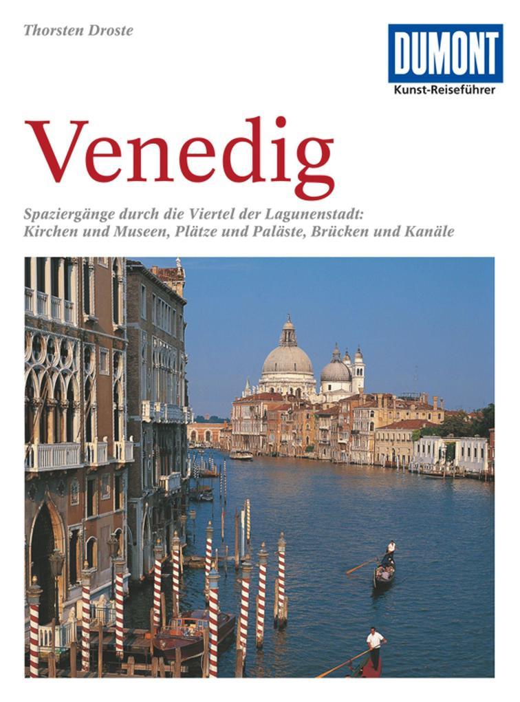 DuMont Kunst-Reiseführer Venedig als Buch