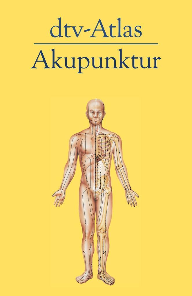 dtv - Atlas Akupunktur als Taschenbuch