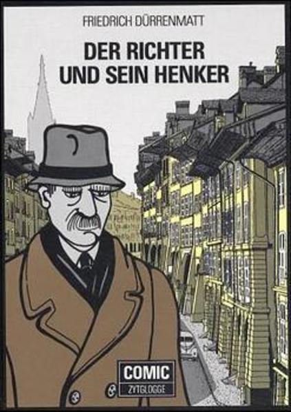 Der Richter und sein Henker. Comic als Buch