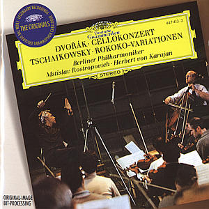 Cellokonzert h-moll/Rokokovariationen als CD