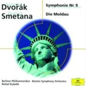 Sinfonie 9/Die Moldau als CD