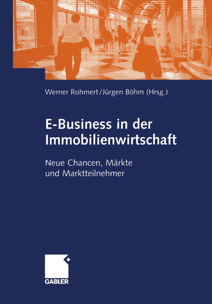 E-Business in der Immobilienwirtschaft als Buch