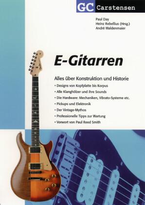 E-Gitarren als Buch