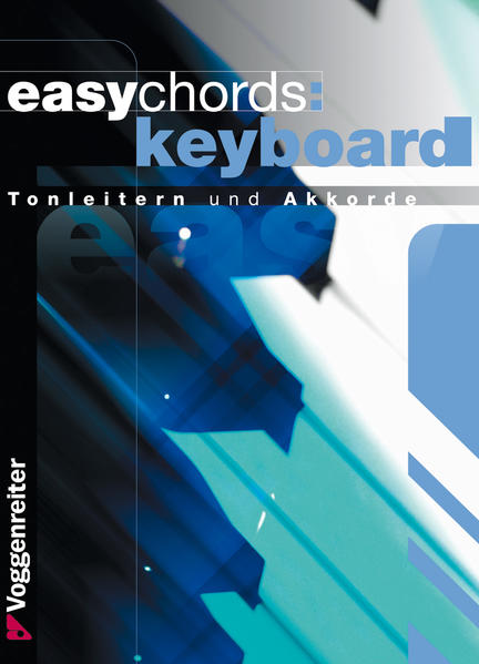 Easy Chords Keyboard als Buch