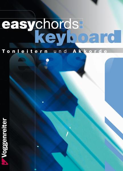 Easy Chords Keyboard als Buch