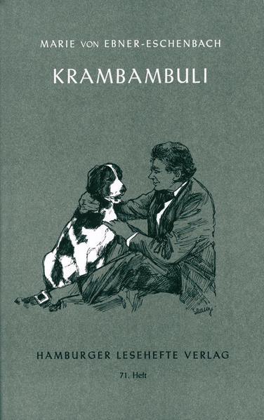 Krambambuli / Die Spitzin / Der Fink als Taschenbuch