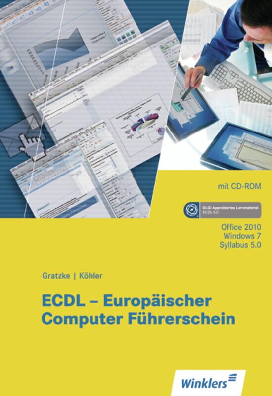 ECDL - Europäischer Computerführerschein als Buch