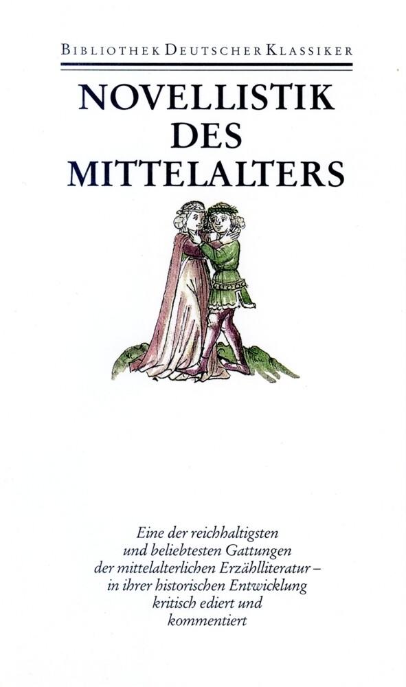 Novellistik des Mittelalters als Buch