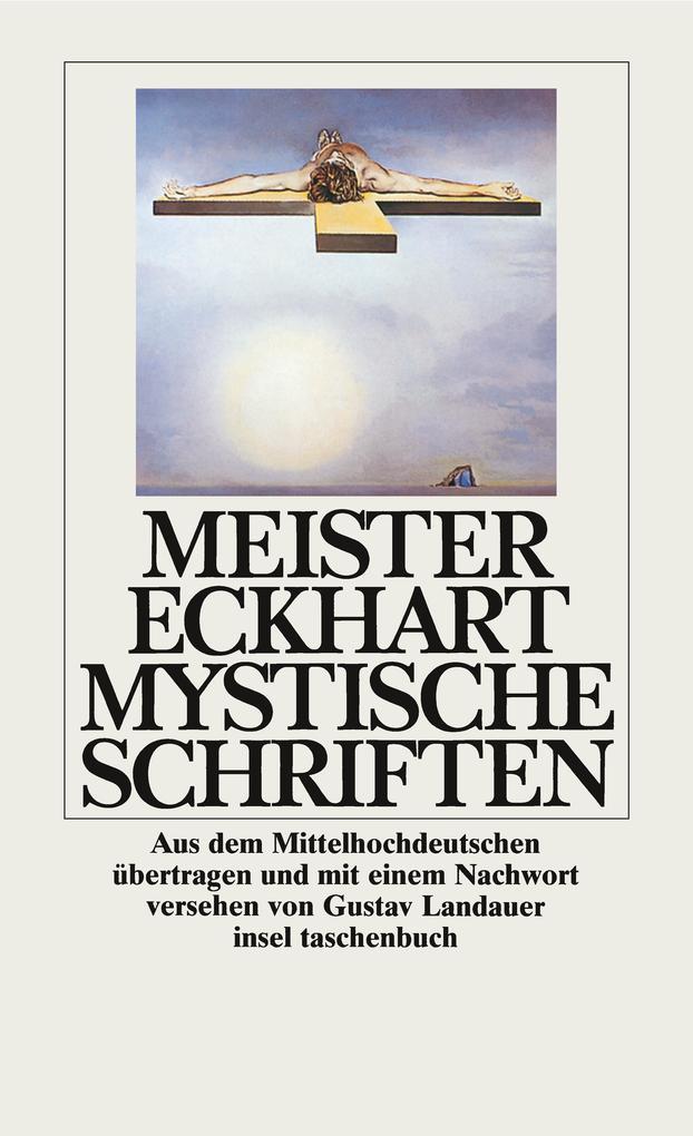 Mystische Schriften als Taschenbuch