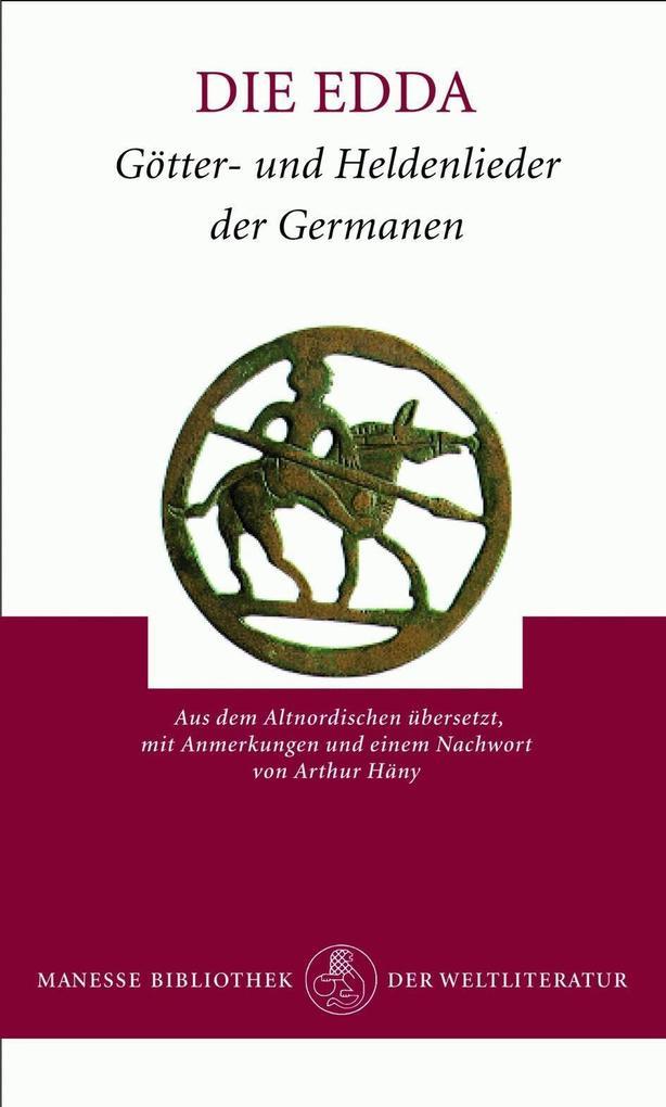 Die Edda als Buch