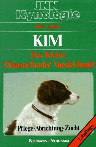 Der Kleine Münsterländer Vorstehhund als Buch