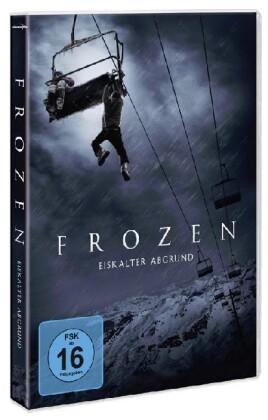 Frozen - Eiskalter Abgrund als DVD