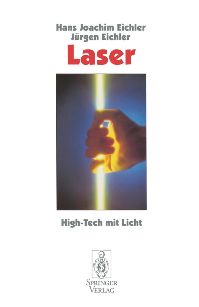 Laser als Buch