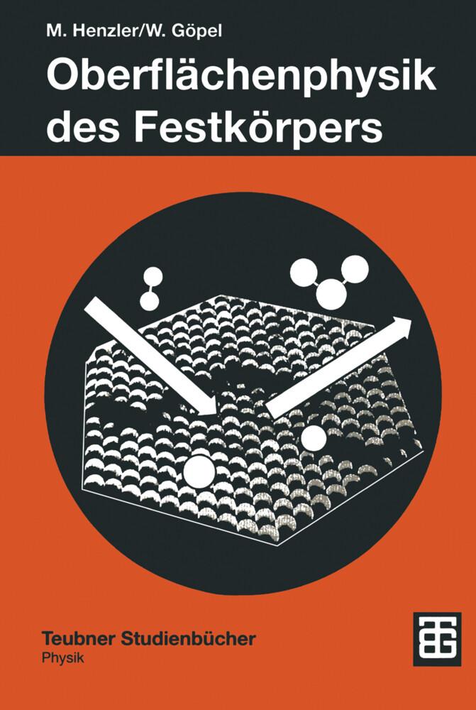 Oberflächenphysik des Festkörpers als Buch von ...