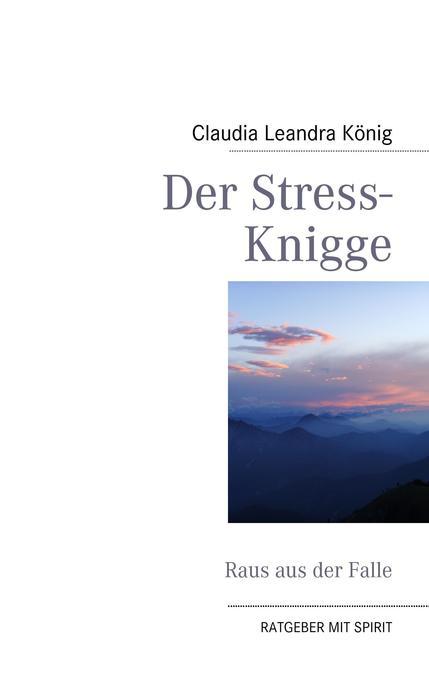 Der Stress-Knigge als Buch von Claudia Leandra König - Claudia Leandra König