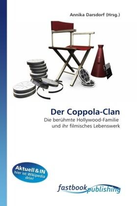 Der Coppola-Clan als Buch von