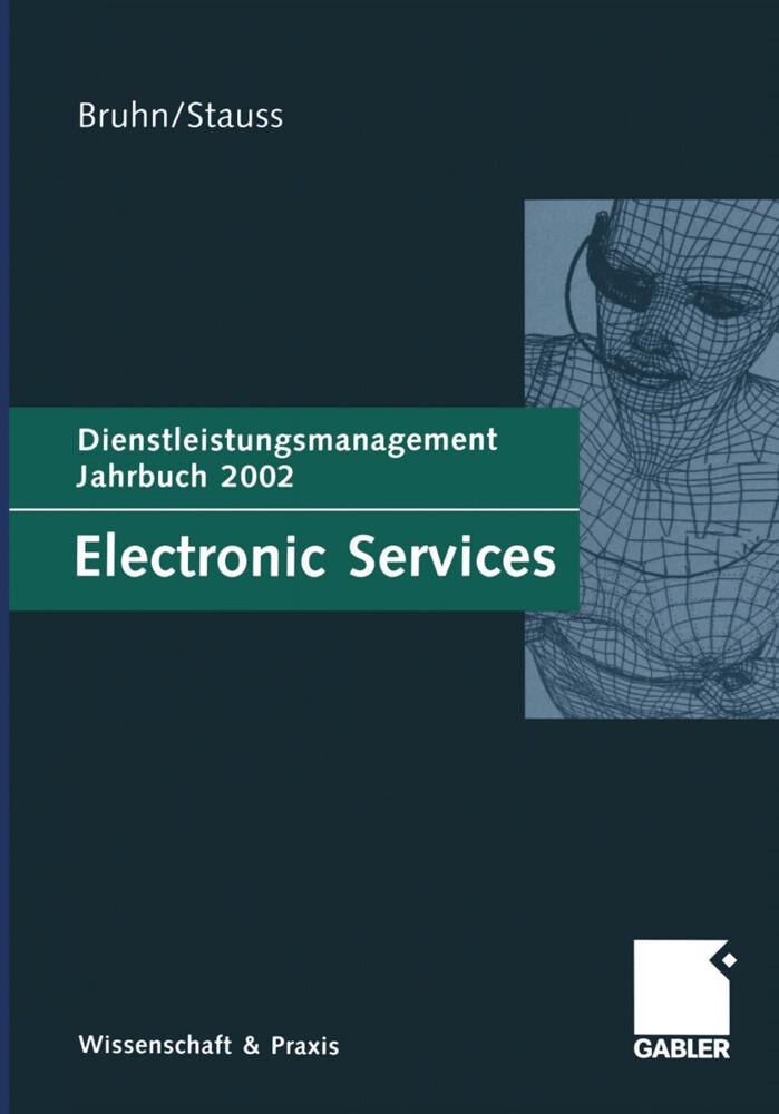 Electronic Services als Buch (gebunden)