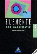 Elemente der Mathematik 8. Rheinland-Pfalz