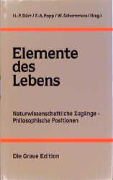 Elemente des Lebens als Buch