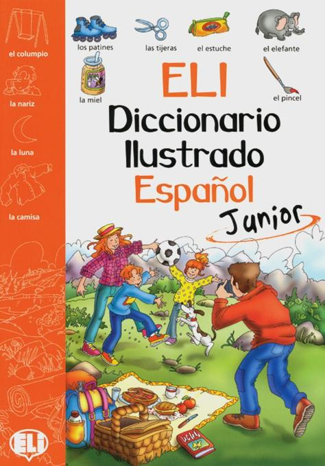 ELI Diccionario Ilustrado Espanol, Junior als Buch