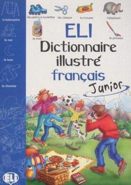 ELI Dictionaire Illustre Junior als Taschenbuch
