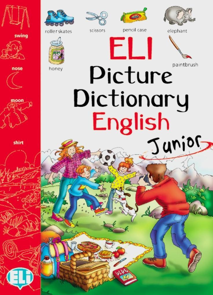 Picture Dictionary English, Junior als Taschenbuch