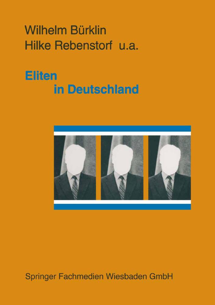 Eliten in Deutschland als Buch