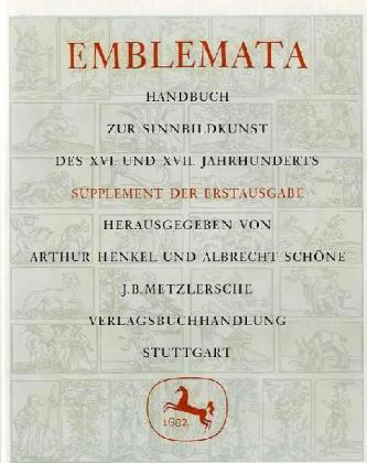 Emblemata. Supplement der Erstausgabe als Buch