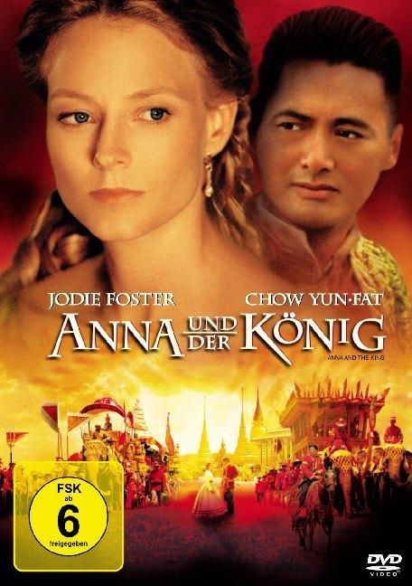 Anna und der König als DVD