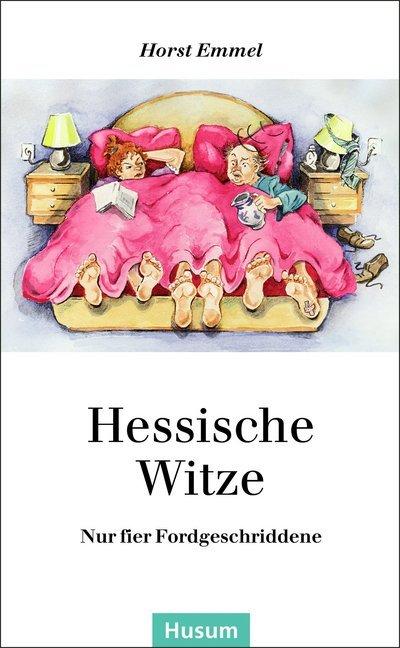 Hessische Witze als Buch