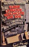 Kleine Literaturgeschichte der DDR