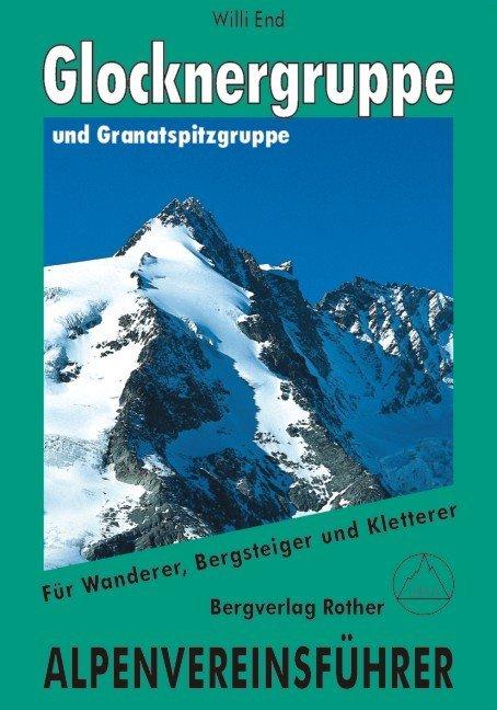 Glockner- und Granatspitzgruppe als Buch