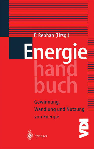 Energiehandbuch als Buch