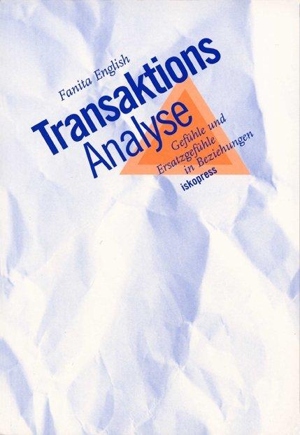 Transaktionsanalyse als Buch