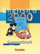 English G 2000. Ausgabe A/B/D 1/2. Grammatikheft