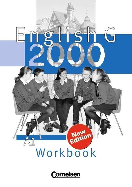 English G 2000. Ausgabe A 1. Workbook. New edition als Buch