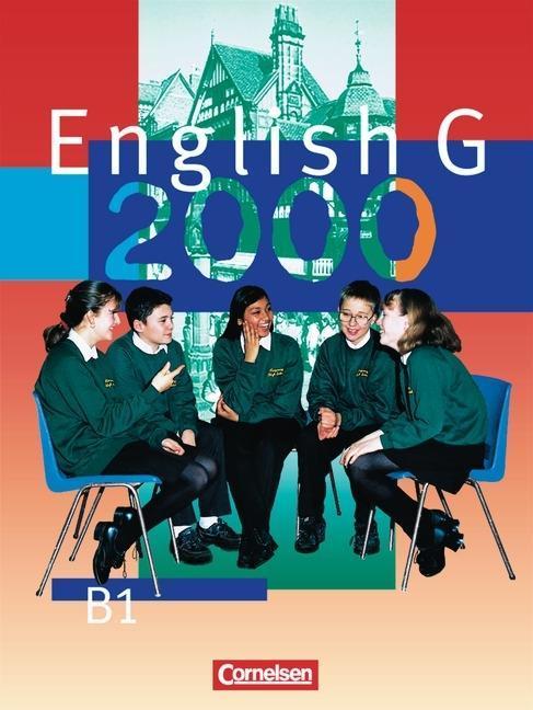 English G 2000. Ausgabe B 1 als Buch