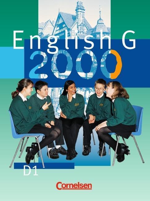 English G 2000. Ausgabe D 1 als Buch