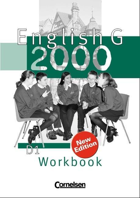 English G 2000. Ausgabe D 1. Workbook mit Einführungskurs. 5. Schuljahr. New Edition als Buch
