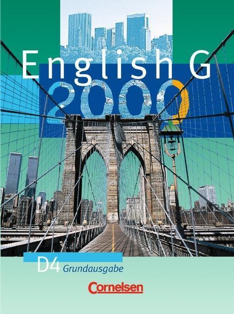 English G 2000. Ausgabe D 4. Schülerbuch als Buch