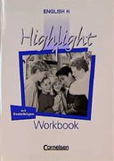 English H. Highlight 1. Workbook mit Einführungskurs