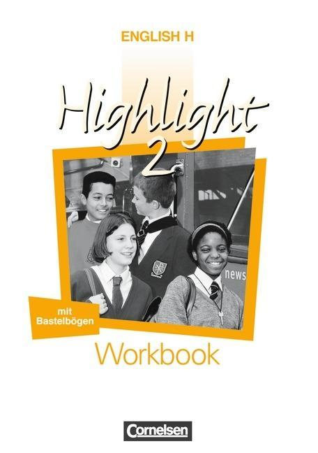 English H. Highlight 2. Workbook als Buch