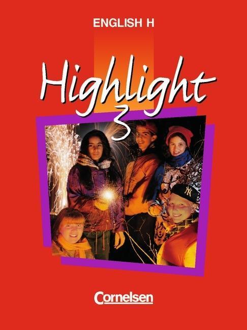 English H. Highlight 3. Schülerbuch als Buch