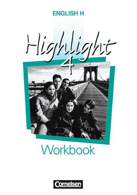 English H. Highlight 4 A. Workbook als Buch