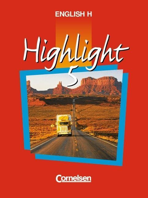 English H. Highlight 5 A. Schülerbuch als Buch