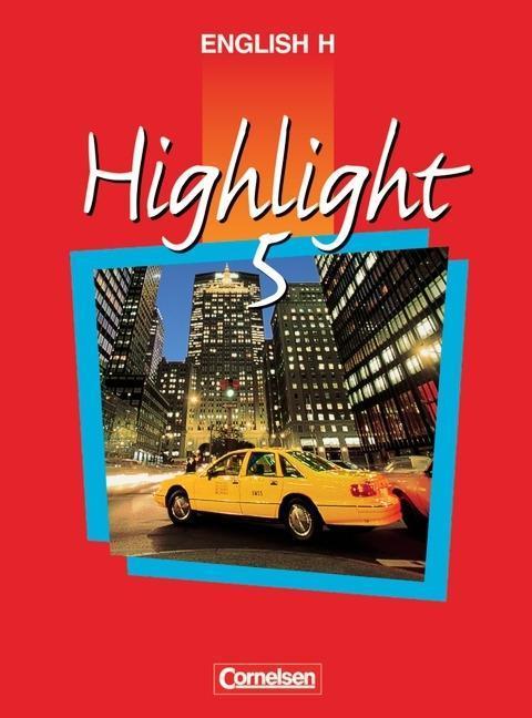 English H. Highlight 5 B. Schülerbuch als Buch