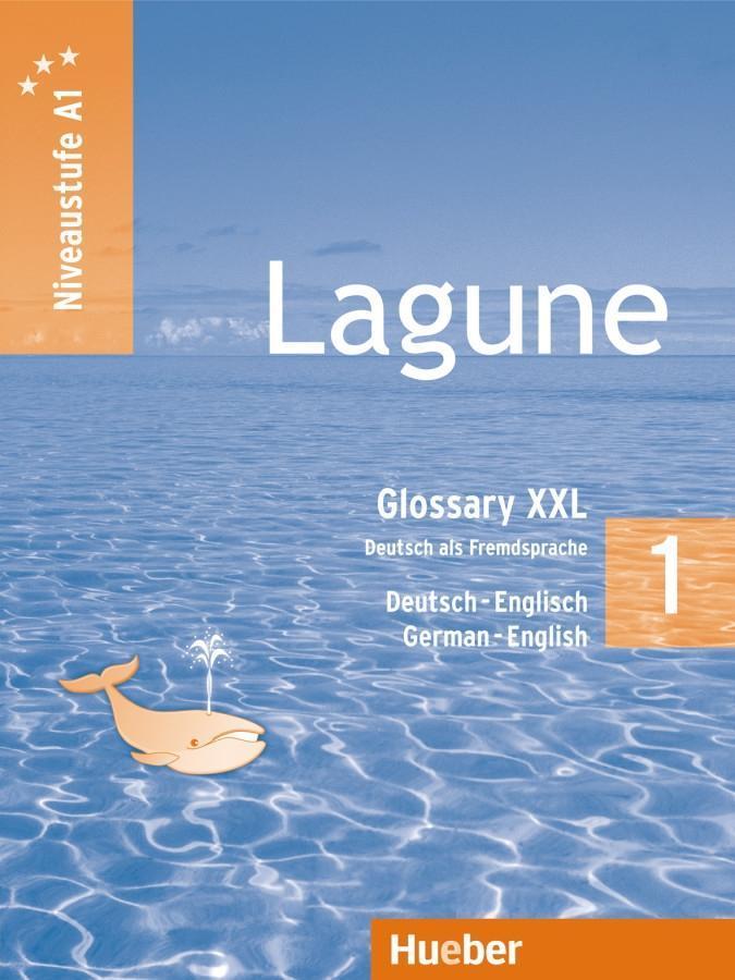 Lagune 1. Niveaustufe A1. Glossary XXL Deutsch-Englisch - German-English als Buch